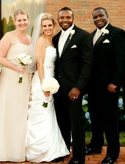 Emeka Candice Wedding