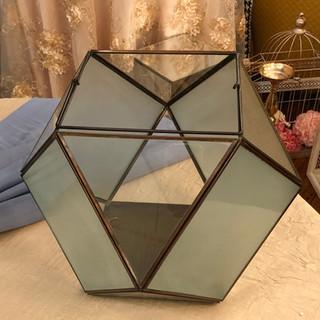 Geometric Card Box RENTAL
