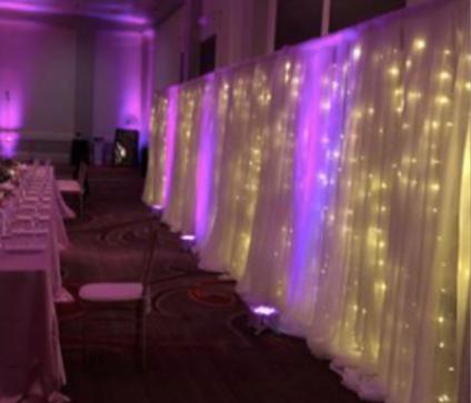 Event Uplighting