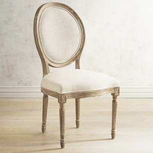 French Sweetheart Chairs