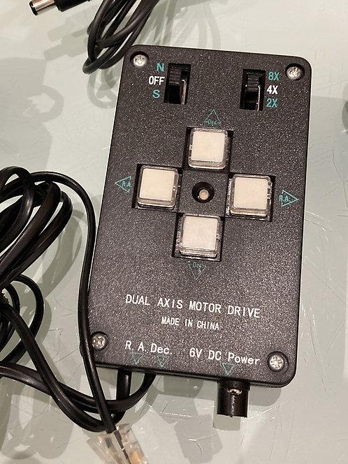Motorizzarione due assi com pulsantiera montature EQ3