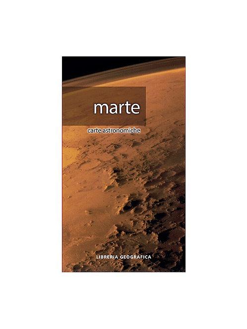 Marte - carta astronomica