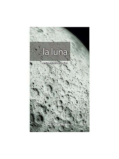 Luna - carta astronomica