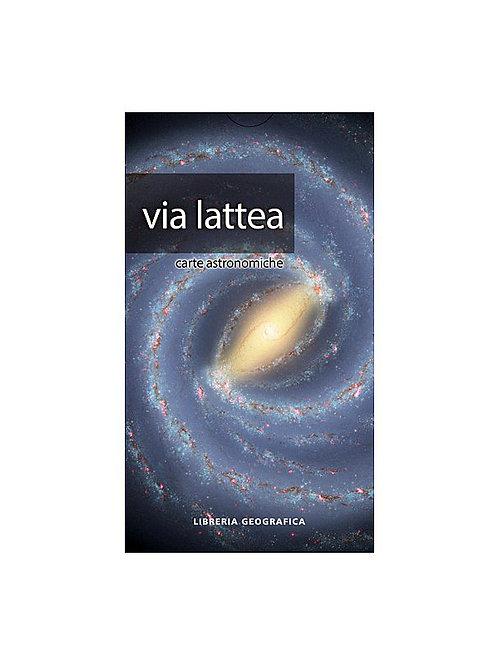 Via Lattea - carta astronomica