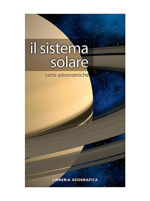 Sistema solare - carta astronomica