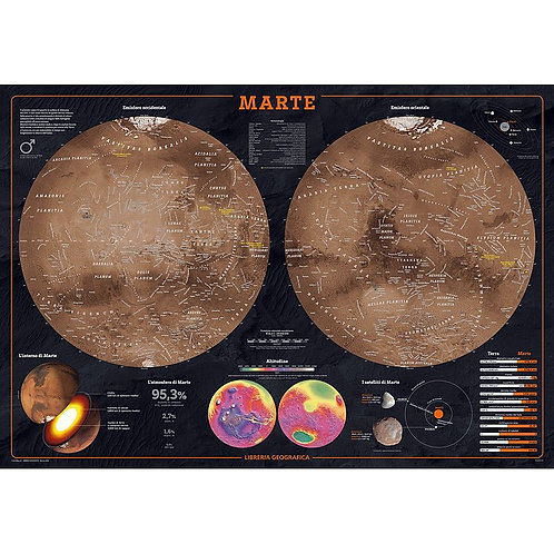 Marte geoposter