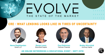 Paul Rahimian, CEO at Parkview to speak at Geraci Media Evolve: The State of the Market