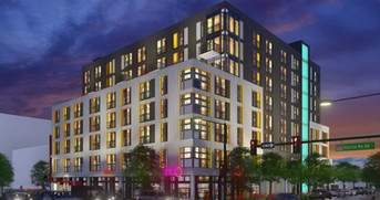 Parkview Financial Provides $26M Construction Loan for 8-story, 115-Unit Apartment Project