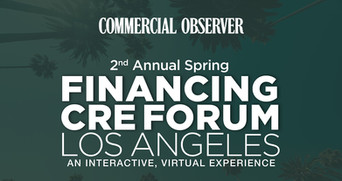 Paul Rahimian & More Join All-Star LA CRE Finance Forum