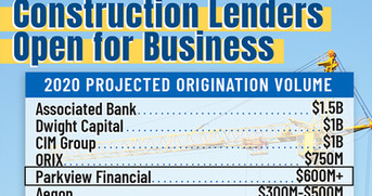 Parkview Financial Featured in Crittenden Research: Construction Lenders Open for Business