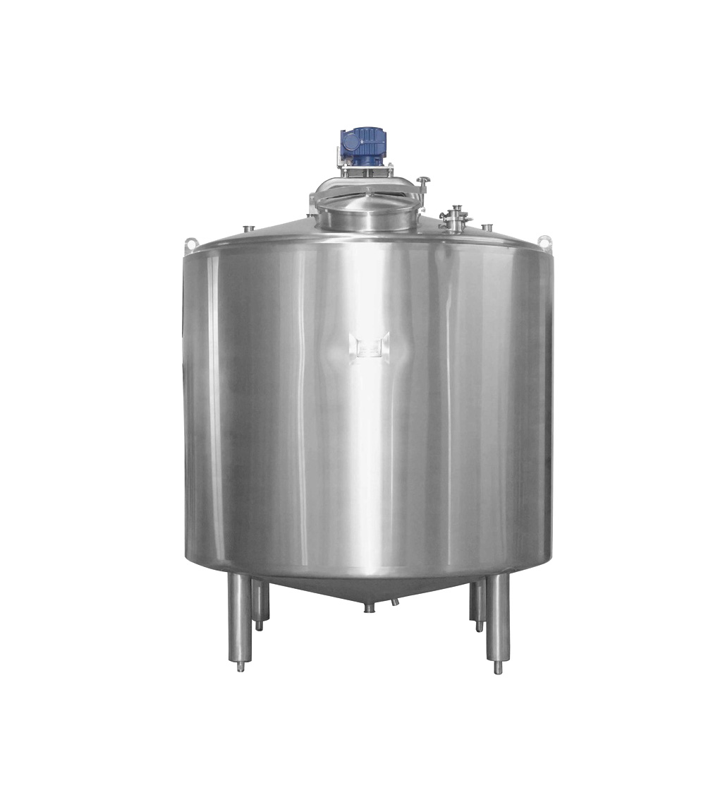 ANCO STAINLESS STEEL PROCESS TANK