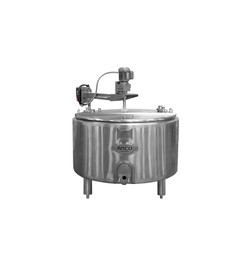 ANCO OPEN TOP PASTEURIZING TANK