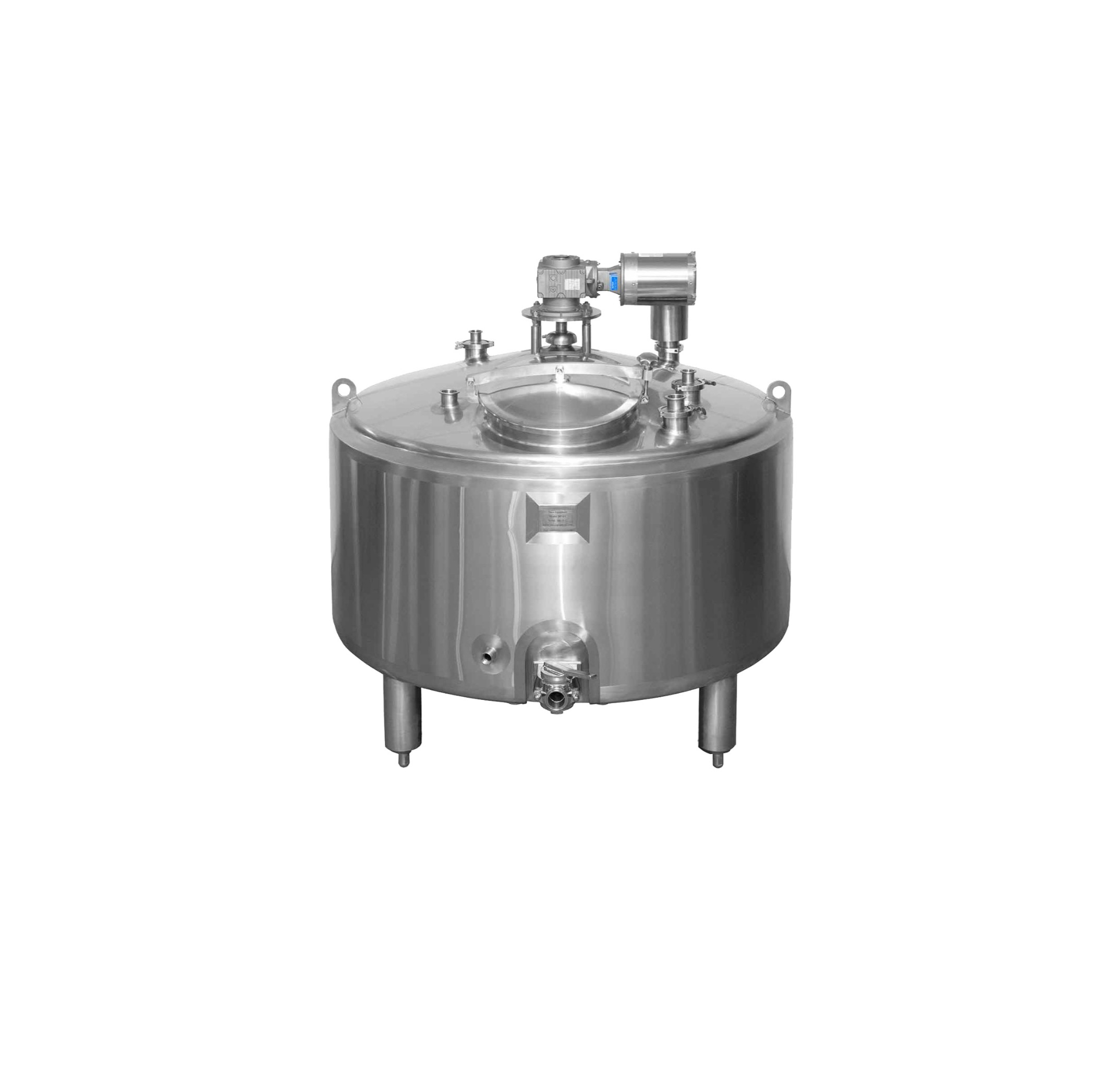 Dome Top Batch Pasteurizer