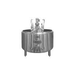 Wing Top Batch Pasteurizer
