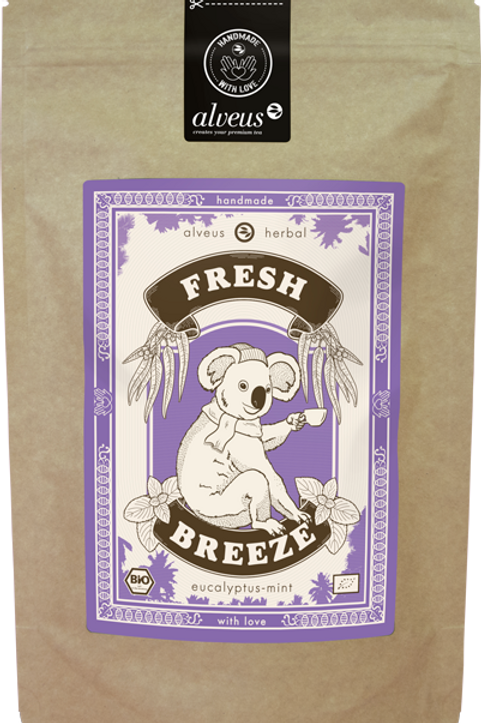 Fresh Breeze Herbal Blend BIO Bag 100g