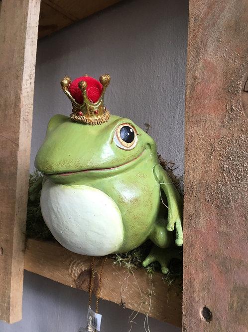 Kikkerprins spaarpot