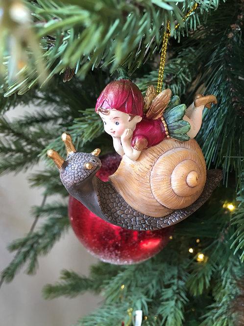 Fairy  Ride Snail