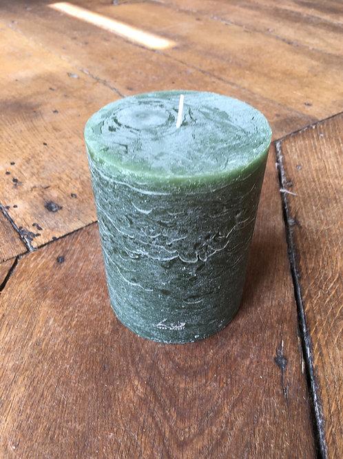 Kaars Taxus cilinder SM