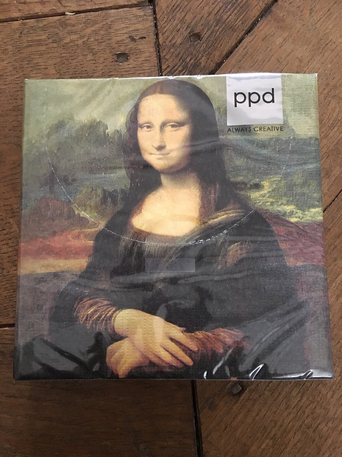 Servet Mona Lisa