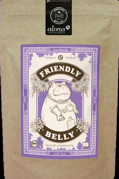 Friendly Belly herbal