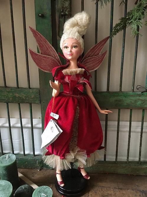 Pomgranate Fairy doll