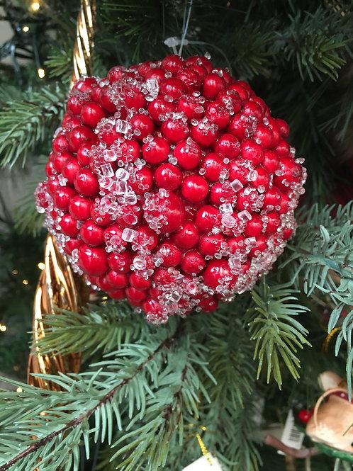 Kerstbal Frozen Berries