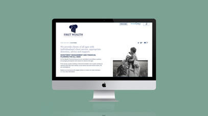 First Wealth Financial Group Website