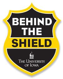 UI Behind The Shield Logo