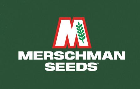 Merschman Seeds Identity Design