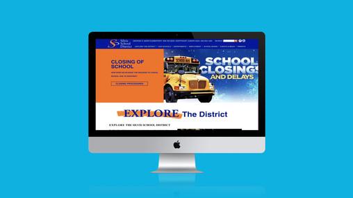 Silvis Schools Website