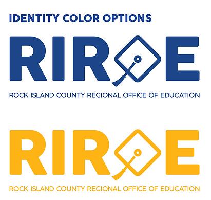 RIROE Identity Color Options