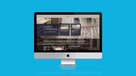 CarpetsPlus Website Design