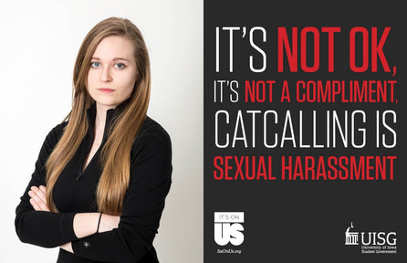 UISG Cat Calling Campaign