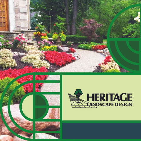 Heritage Landscape Design Website
