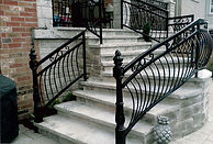 Wrought Iron Stairways Burlington ON