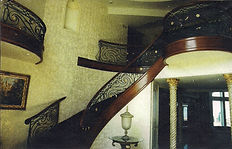 Wrought Iron Railngs
