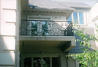Wrought Iron Balcony Burlington Ontario