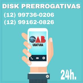 Disk Prerrogativas