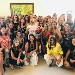 Dia Internacional da Mulher na Casa do Advogado em Ubatuba