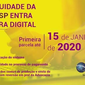 OAB São Paulo adota pagamento totalmente digital para anuidades