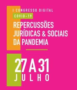 OAB promove maior congresso online sobre repercussões jurídicas e sociais da pandemia.