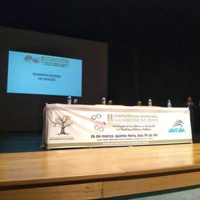 II Conferência Municipal dos Direitos do Idoso