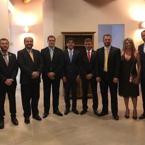Cerimônia de Posse da Diretoria de São Sebastião