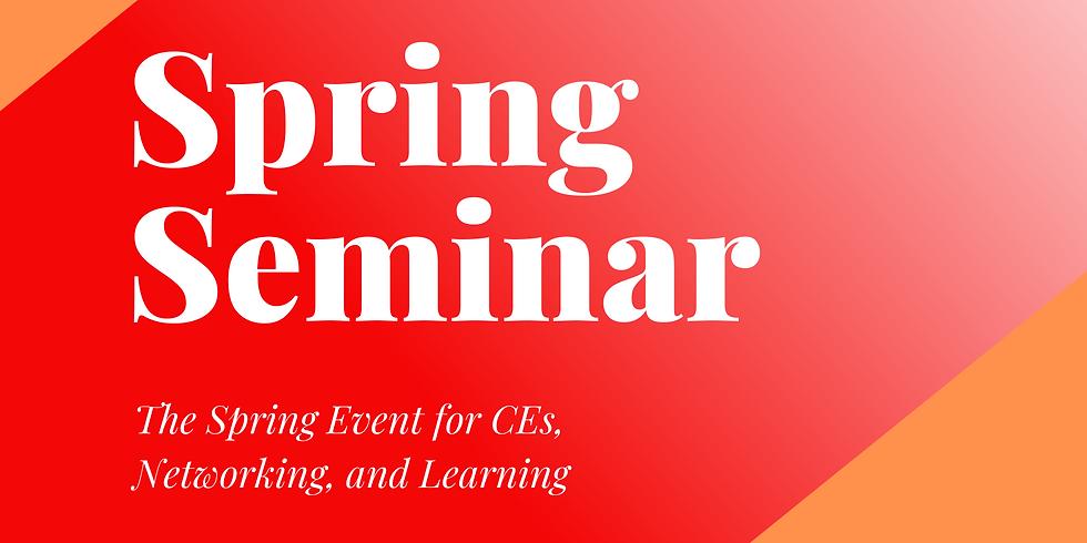Southern Spring Seminar