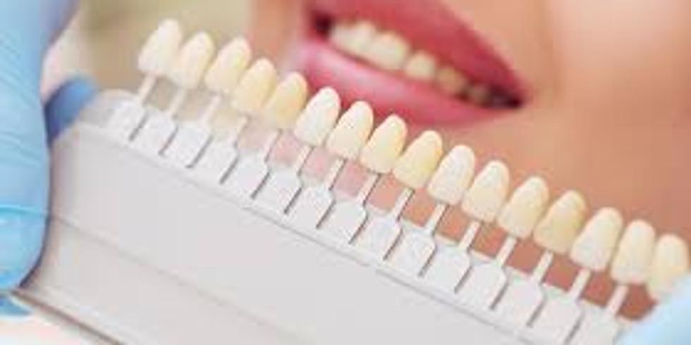 Dental Whitening Information Meeting