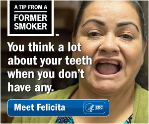 ADHA Partners with the Centers for Disease Control on Tips from Former Smokers® Campaign