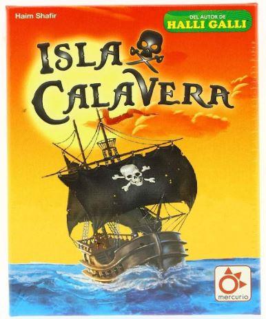 Isla Calavera, mercurio