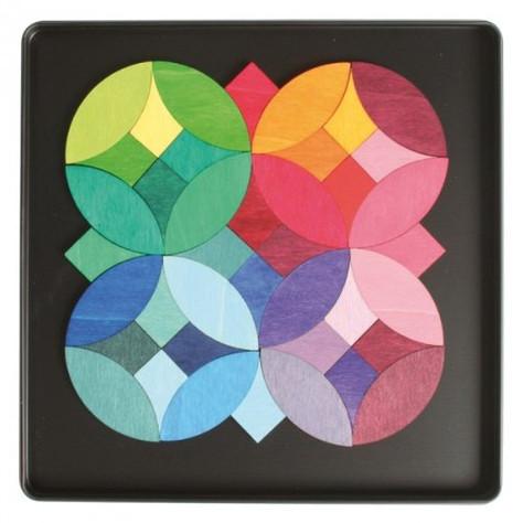 Puzzles Magnéticos y Madera