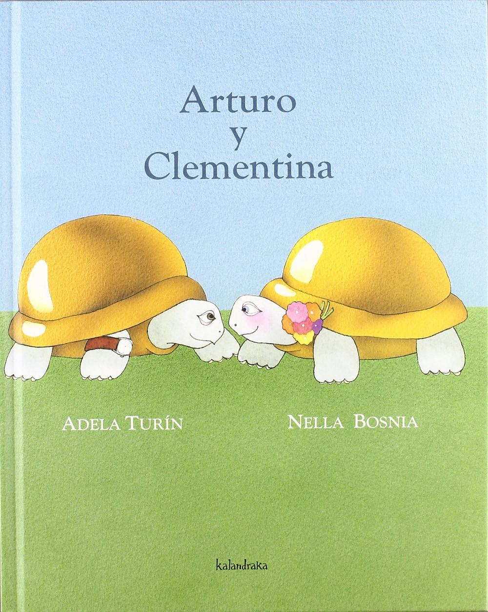Arturo y Clementina (libros para soñar), kalandraka, igualdad