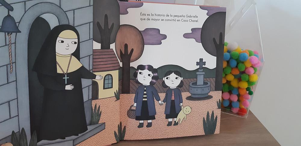 Coco Chanel, Alba, Pequeña y Grande, Isabel Sanchez Vegara, Biografía